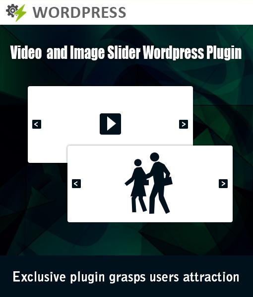 Video and Image Slider WordPress Plugin