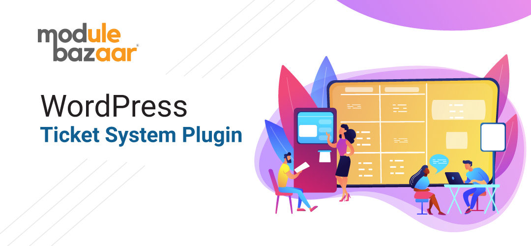 WordPress Ticket System Plugin