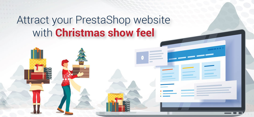 Christmas Show Feel Module