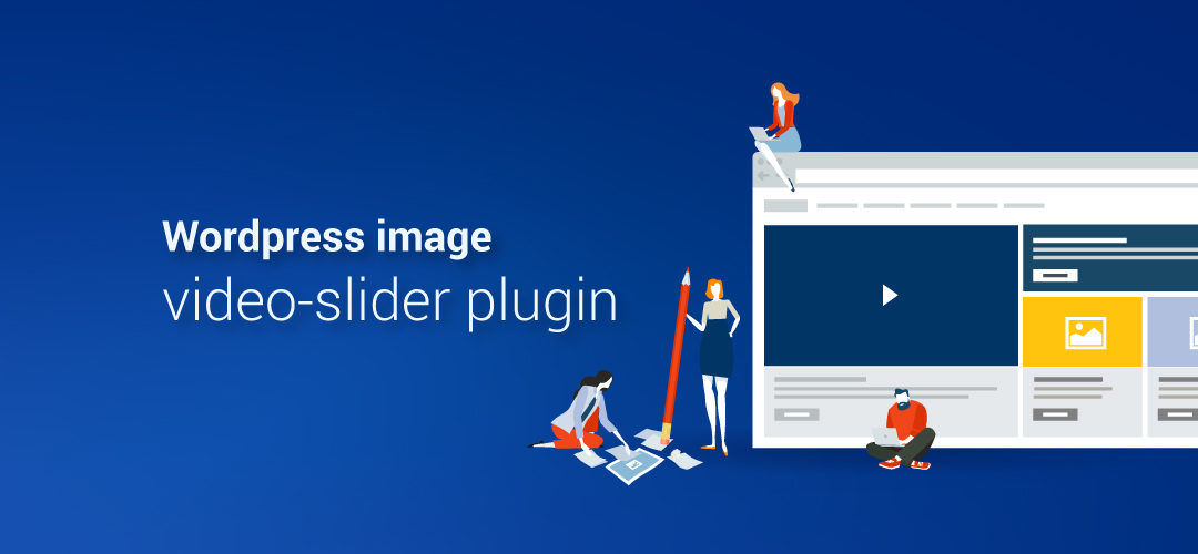 WordPress Image Video Slider Plugin
