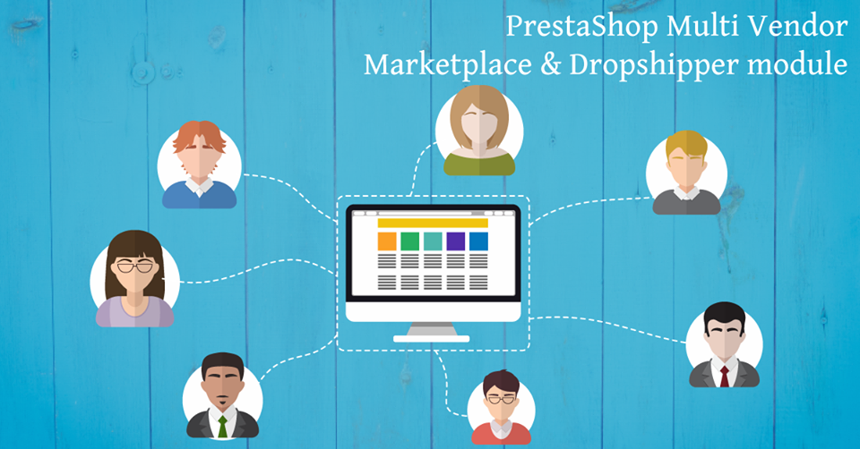 PrestaShop Dropshipper Module