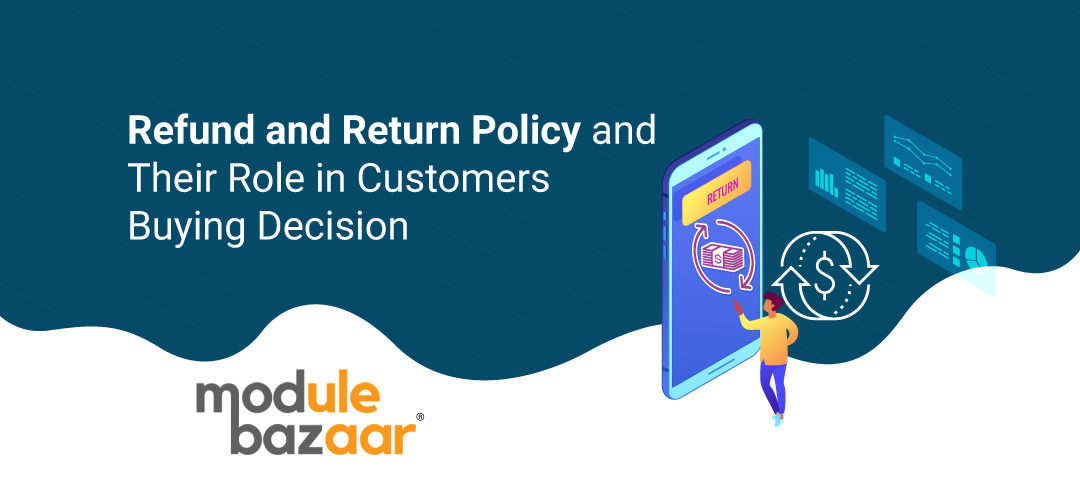 eCommerce refund and return policy