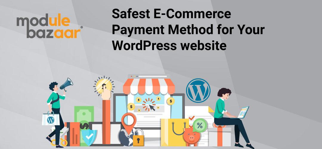 WordPress PayPal module - Safest E-Commerce Payment Method for WordPress website