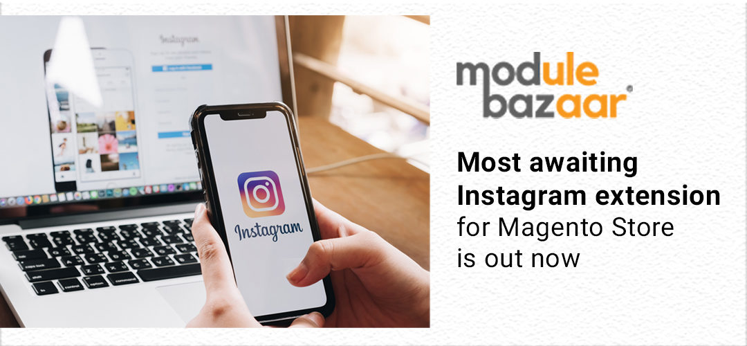 Instagram extension for Magento Store