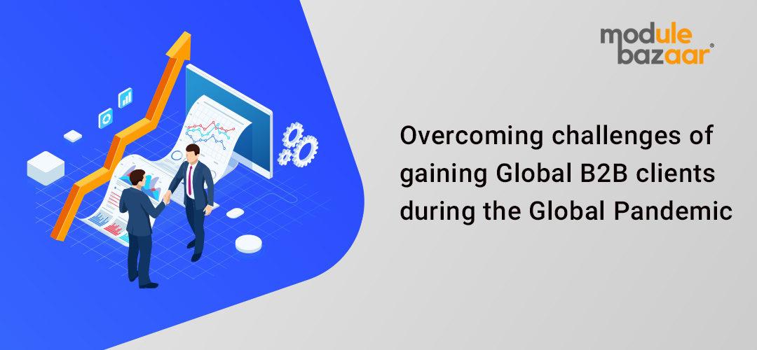 Global B2B clients