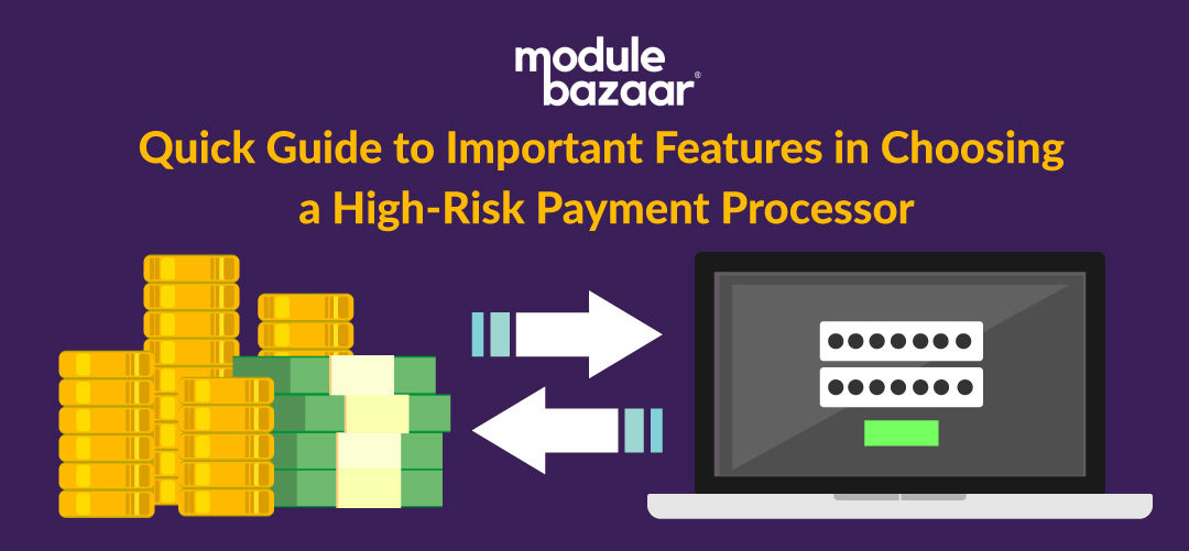 high-risk payment processor based on factors including transaction fees, additional fees