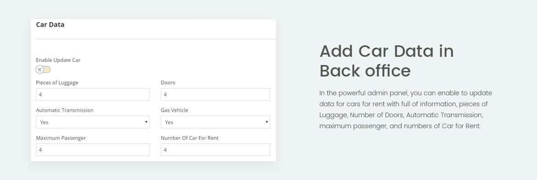 Ap Car Rental Service PrestaShop Module