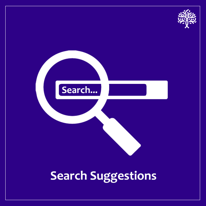 Search Suggestions & Auto-complete logo
