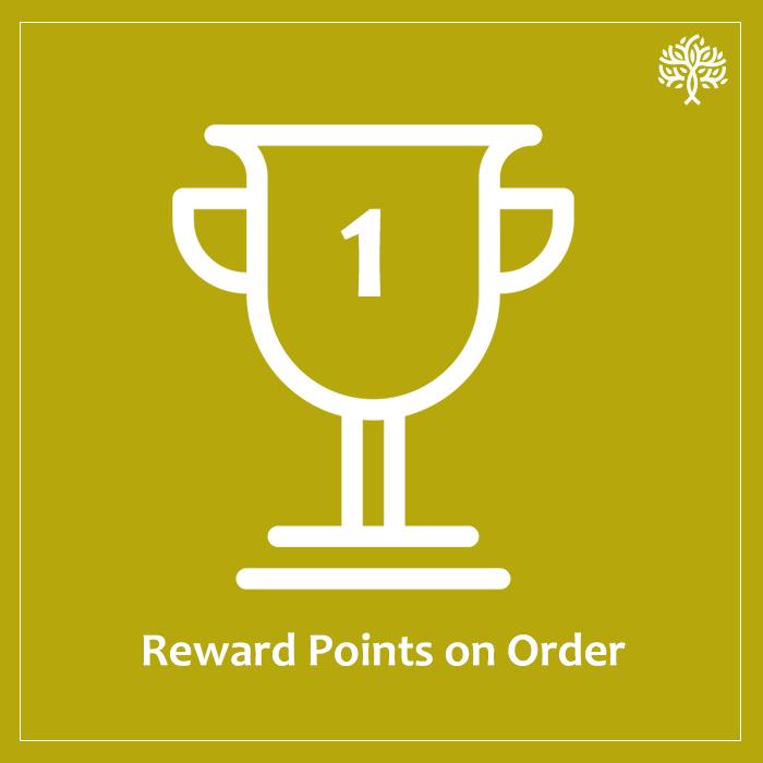 Reward Points On Order