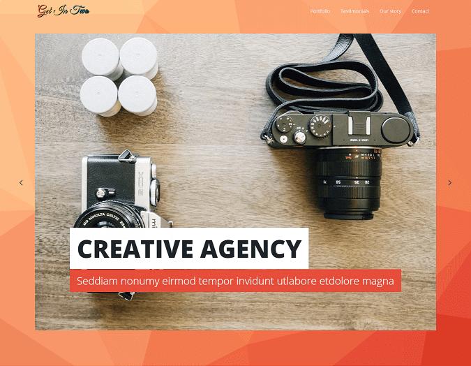 Creative Pro- HTML Template