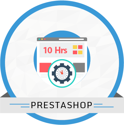 10 Hours Development Services - PrestaShop