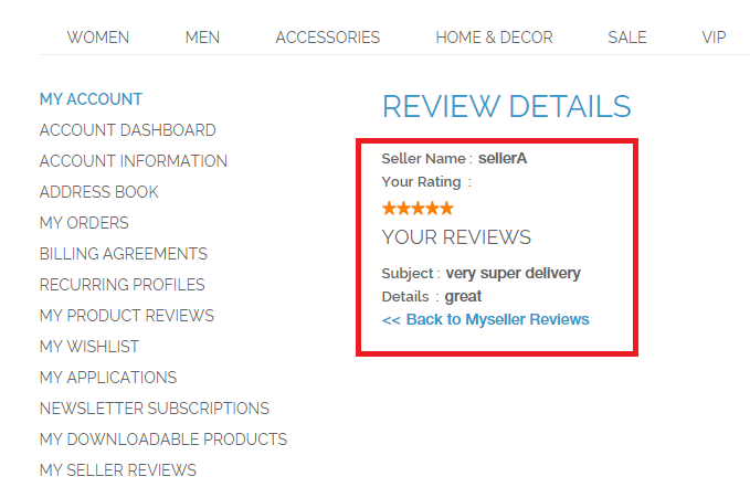 Magento Marketplace Seller Review