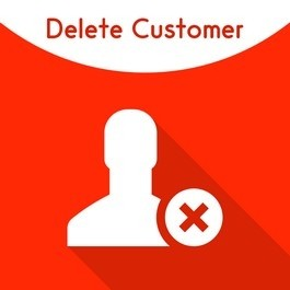 Magento 2 Delete customer