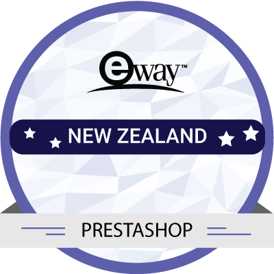 PrestaShop eWay[New Zealand]