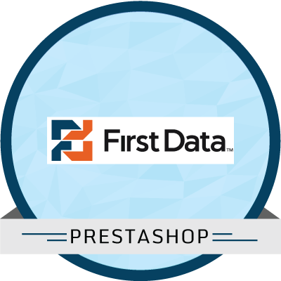 PrestaShop First Data payment