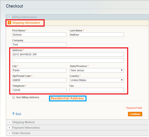 Magento FedEx Address Validation