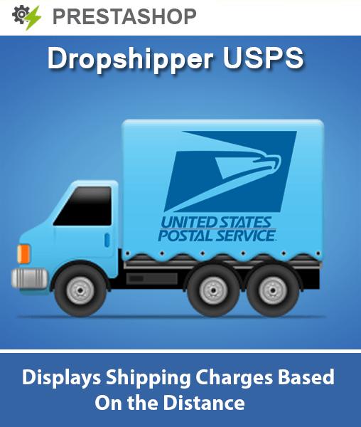 Dropshipper USPS