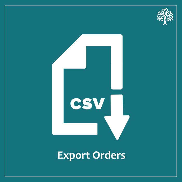 Export Orders