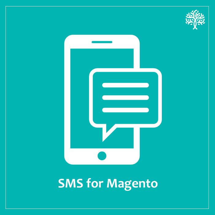 SMS for Magento 2 - logo