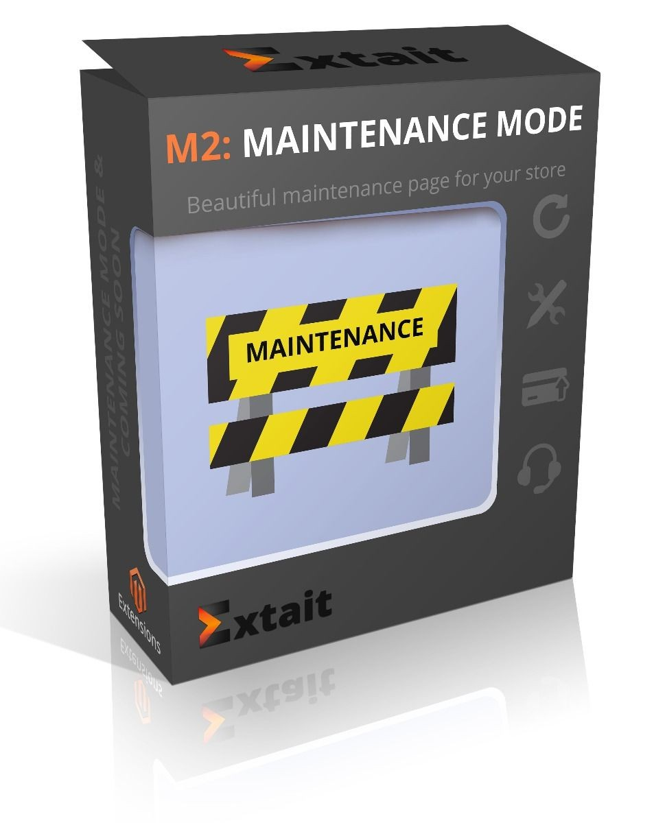 Maintenance Mode Extension Logo