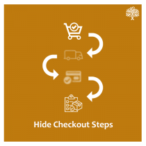 Hide Checkout Steps