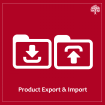Product Bulk Export And Import