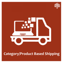 Shipping Based On Product / Category