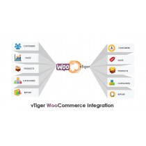Woo-Vtiger Syncing Integration