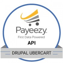 Drupal Ubercart Payeezy First Data GGe4 Payment