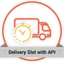 Delivery slot logo