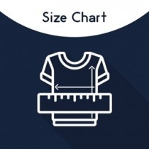 Magento 2 Size Chart