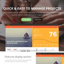 Tech Pro – Responsive template