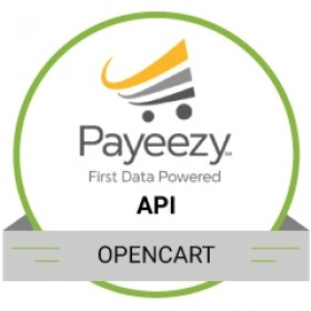 OpenCart Payeezy First Data GGe4 Module