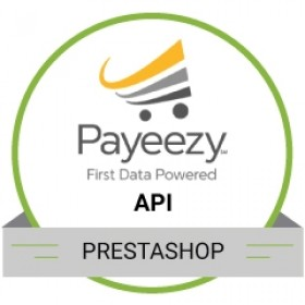 Prestashop Payeezy First data GGe4 Module