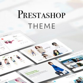 Multipurpose PrestaShop Theme