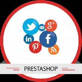 Prestashop Social Power Pack