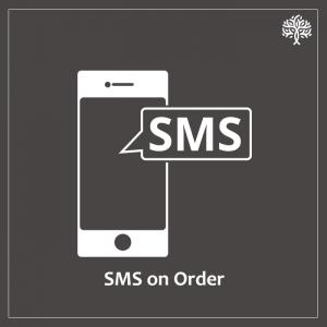 SMS on Order