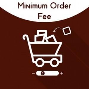 Magento 2 Minimum Order Fee