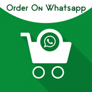 Magento Order On WhatsApp