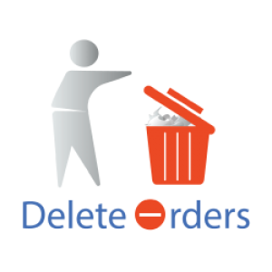 Order is deleted
