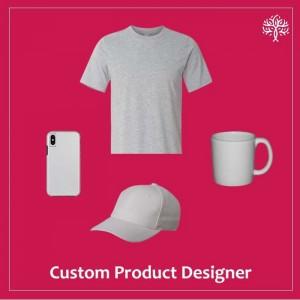 Custom Product Designer for OpenCart