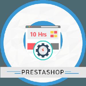 10 Hours Development Services - PrestaShop