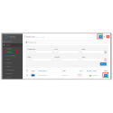PDF upload Admin Interface