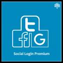 Social Login Premium