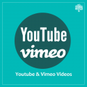 Youtube And Vimeo For Opencart