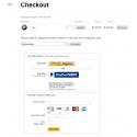 WordPress PayPal Payment Checkout