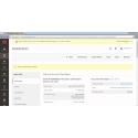 Admin invoice