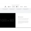 Financial Pro - Responsive HTML template S3