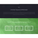 Financial Pro - Responsive HTML template S2
