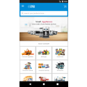 Elite mCommerce Grocery mobile app
